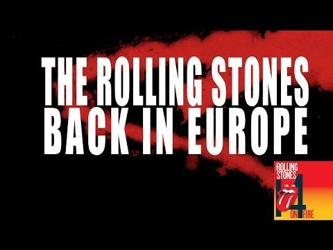 The Rolling Stones - 14 ON FIRE Tour: Set To Rock Pinkpop and TW Classic Festivals