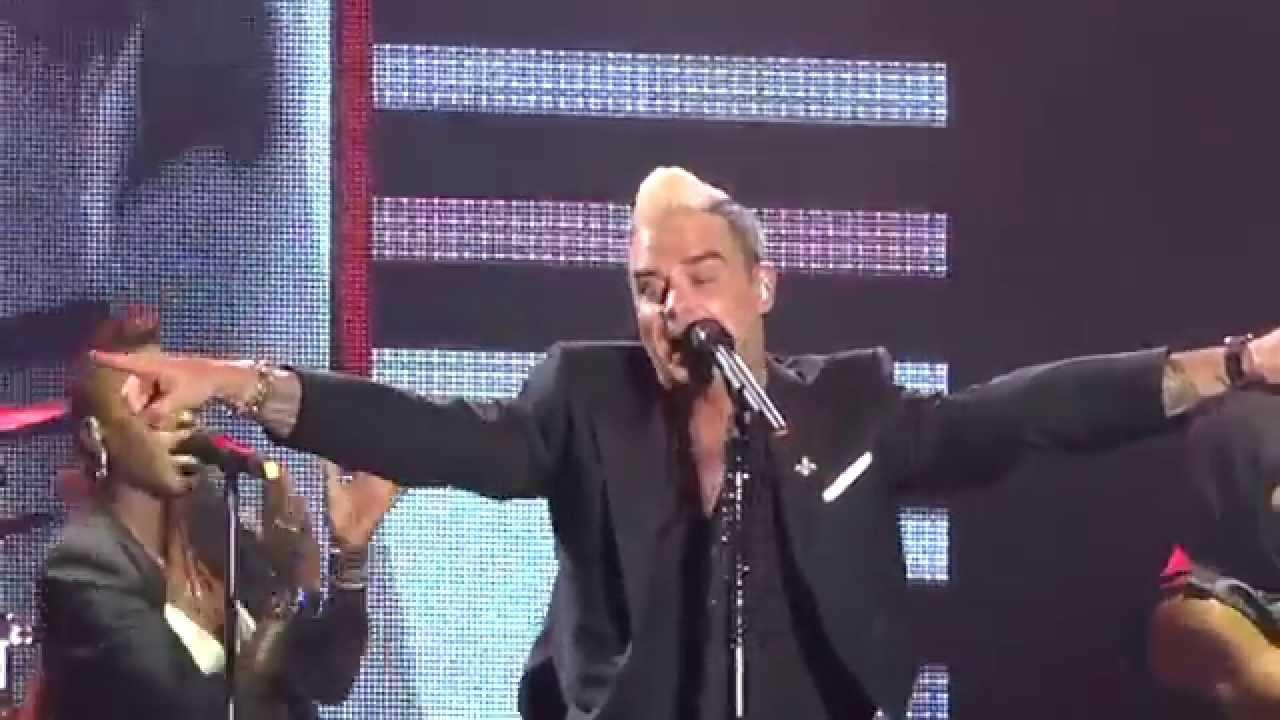 Robbie Williams - Spirit of Burgas