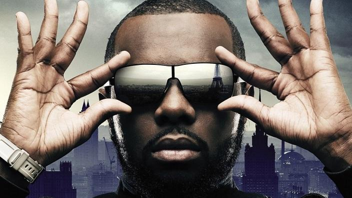 Maitre Gims - Clip Ceci n'est pas un clip : Close Your Eyes