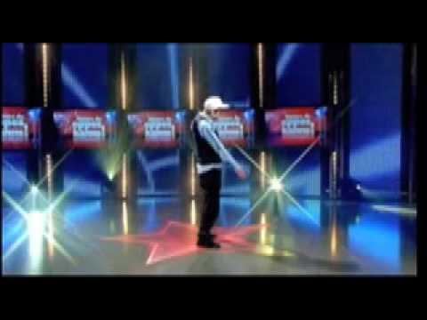 Andri Jonsson - Luxembourgs Got Talent, Andri Jonsson popping