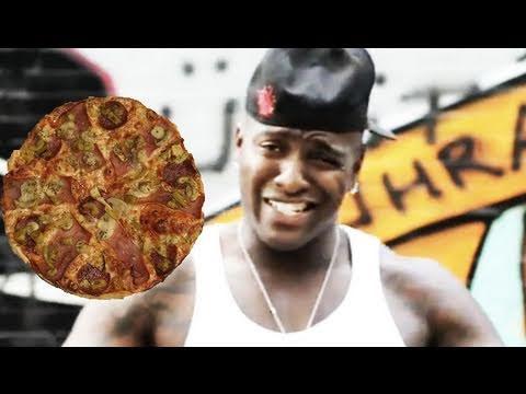 O´s Ghettotipps - Wie teile ich ne Pizza