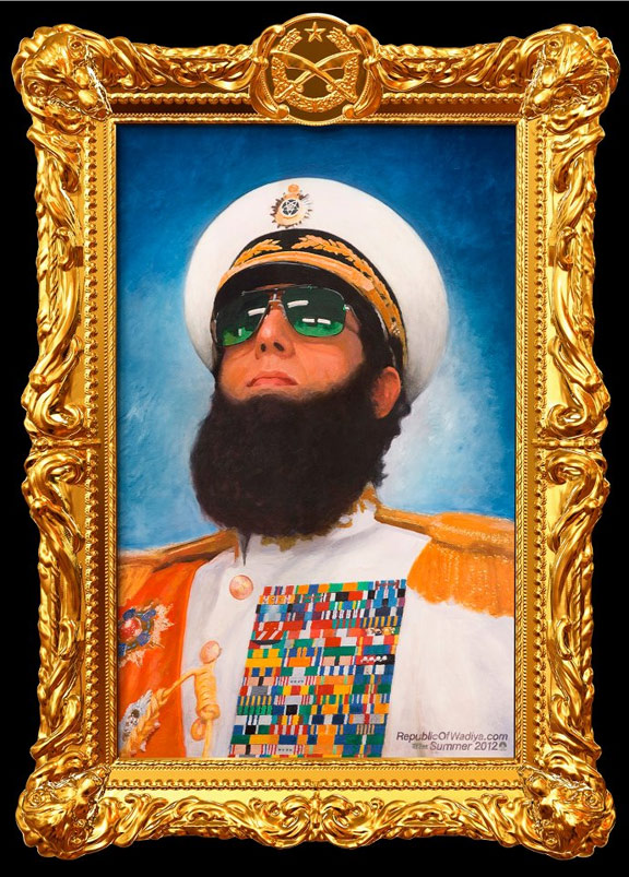 The Dictator - Feature Trailer