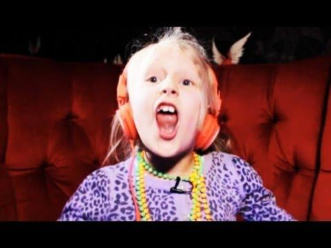 Skrillex - Reviewed By Cute Kids - You Review #11