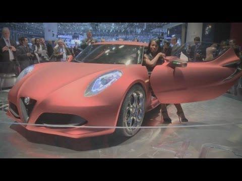 Genfer Autosalon 2011 - Teil 4