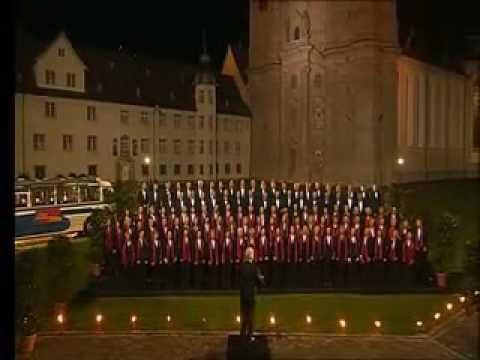 Gotthilf Fischer & Chor - Gefangenenchor aus der Oper Nabucco 2007