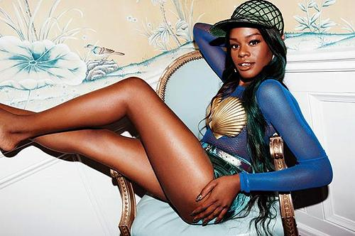 Azealia Banks - Atlantis