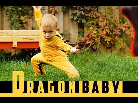 Dragon Baby - Iron Baby's little brother...IRON BABY