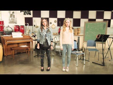 Megan and Liz - Official Music Video - Are You Happy Now?