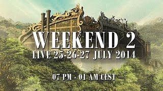 Tomorrowland TV 2014 | Live Second Weekend