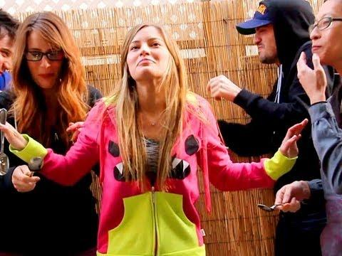 ijustine - CINNAMON CHALLENGE HIGHLIGHTS!