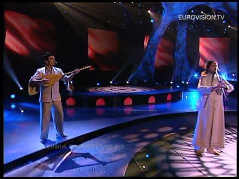 Zeljko Joksimovic - - Lane Moje (Serbia & Montenegro) 2004 Eurovision Song Contest