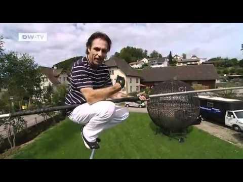 Freddy Nock - Der Schweizer Extrem-Artist  und seine Weltrekorde | euromaxx