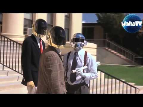 DaftPunk - Get Lucky (Official Clip)