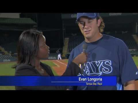 Evan Longoria - Evan Longoria's Crazy Bare Hand Catch