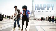 Pharrell Williams - Happy ( WE ARE FROM PARIS )