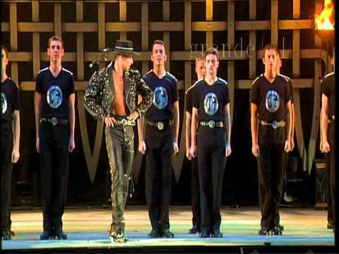 Michael Flatley LIVE - Feet Of Flames - (HQ)