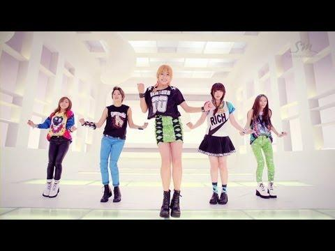 SMTOWN - ????_Electric Shock_Music Video