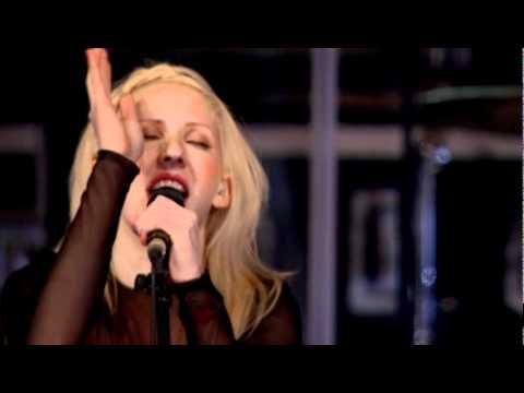 Ellie Goulding-  Salt Skin - Live At Radio 1's Big Weekend, 2011