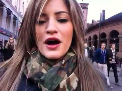 ijustine - NORWAY MEETUP!