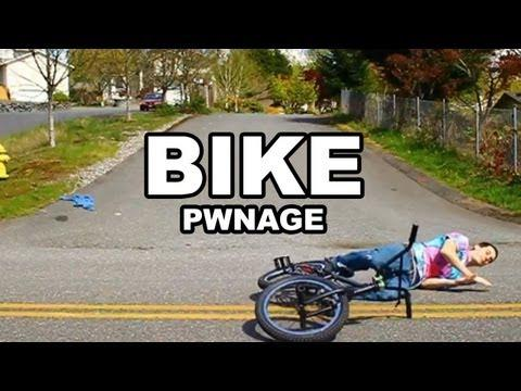 Break - Bike Pwnage!